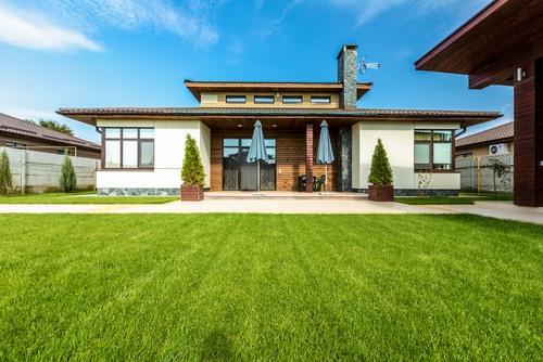 nowe domy na sprzedaz